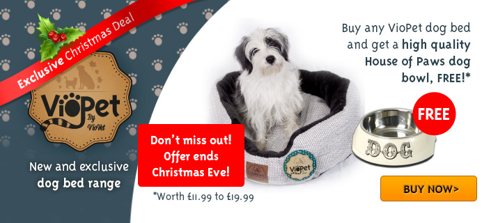 VioPet Dog Beds Chritmas Deal Ending Soon!