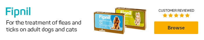 Fipnil for Cats and Dogs