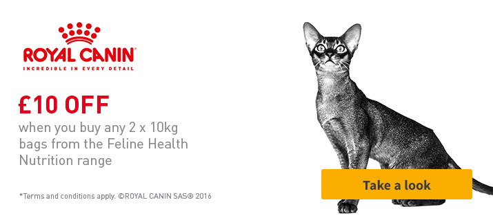 Royal Canin Feline Health Nutrition