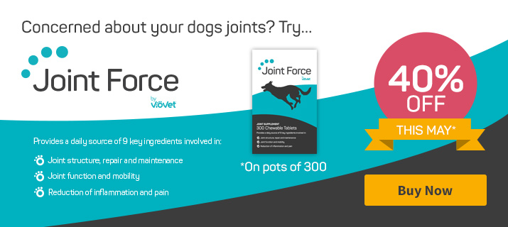 Joint Force 40% off 300 pots