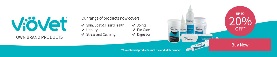 VioVet Own-Brand products