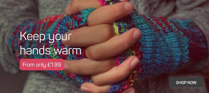 Keep your hands warm
