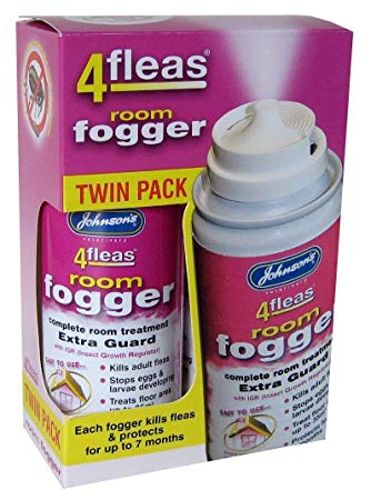4Fleas Fogger With IGR Flea Killer