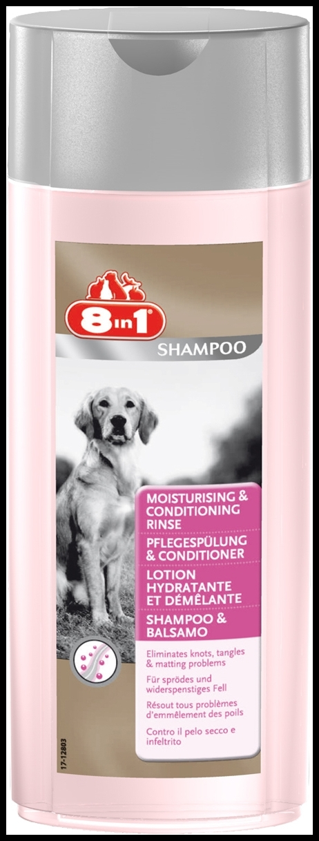 8 in 1 Moisturising and Conditioning Shampoo