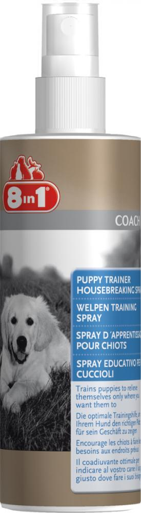 8 in 1 Puppy Housebreaking Spray