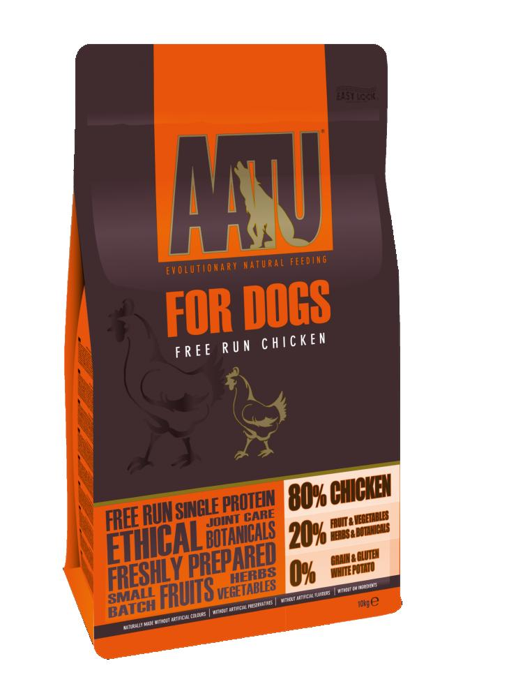 AATU 80/20 Chicken Dog Food