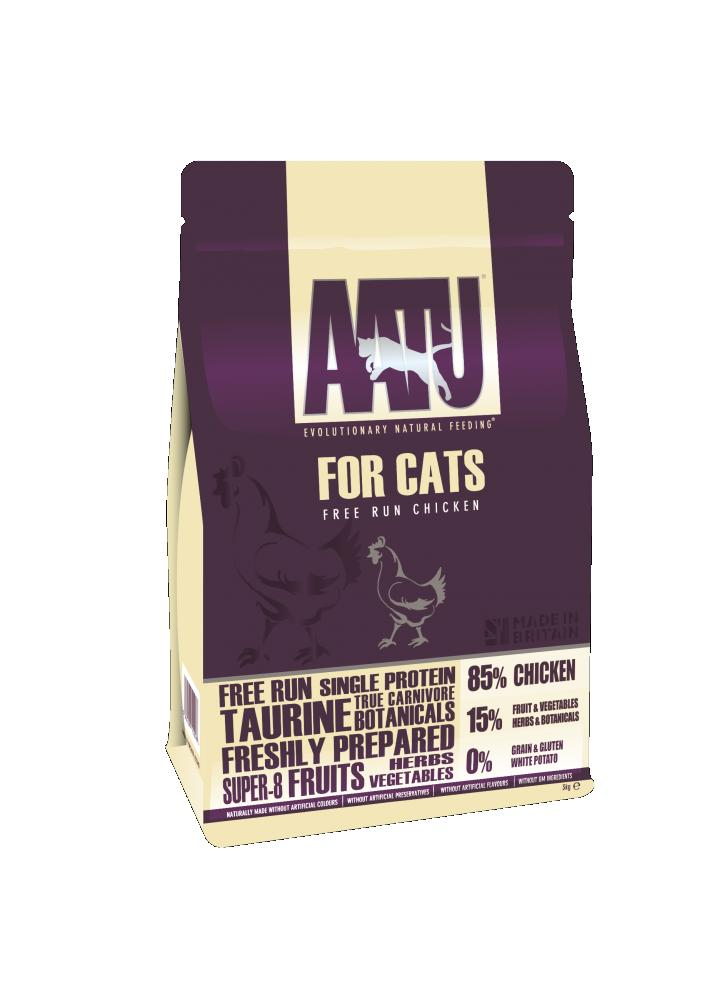 AATU CAT 85/15 Chicken Cat Food