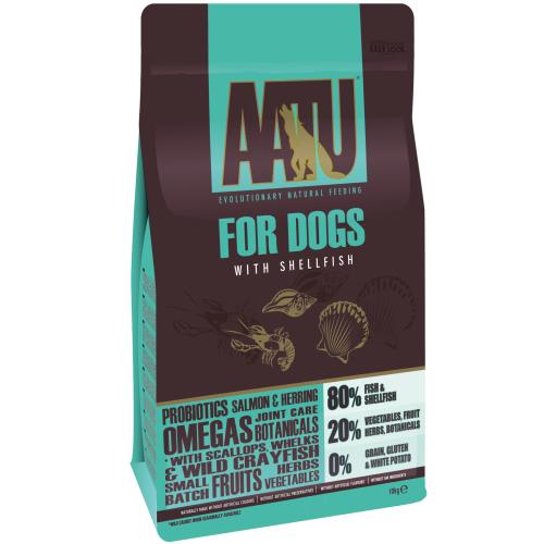 AATU 80/20 Fish & Shellfish for Adult Dogs