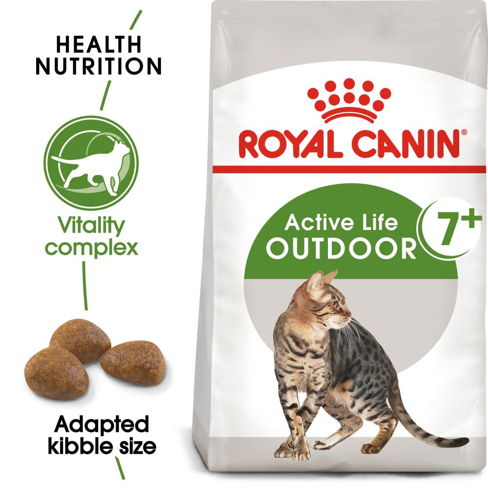 ROYAL CANIN® Outdoor 7+ Adult Cat Food