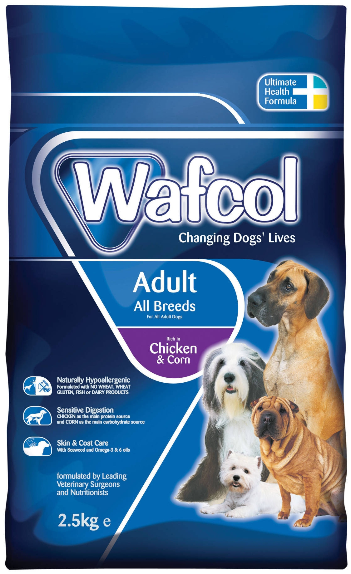Wafcol Super Premium Adult Dog Food