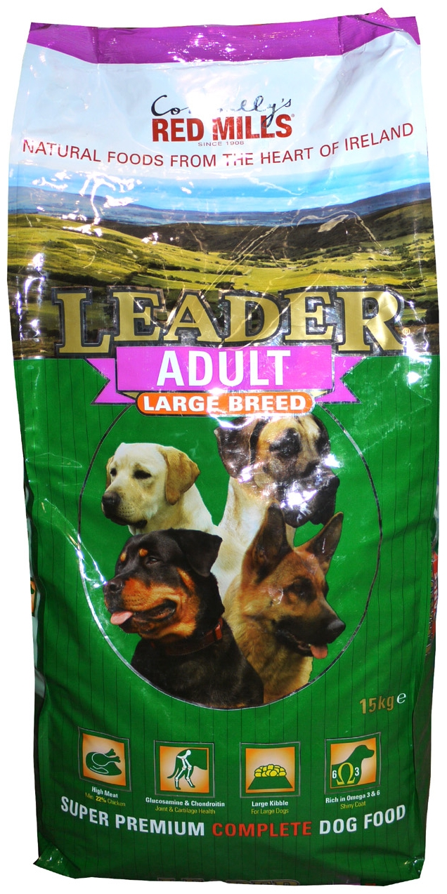 Connolly's Red Mills Leader Adult Large Breed Dog Food