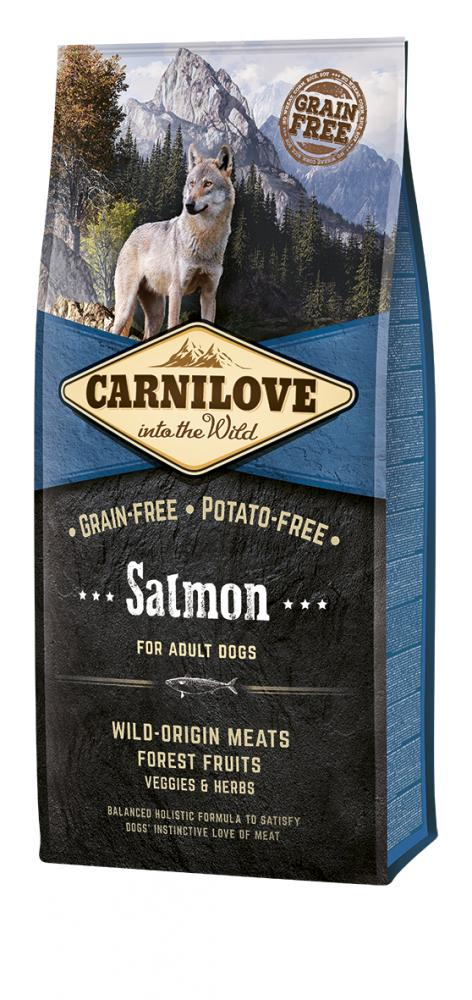 Carnilove Salmon for Adult Dog Food