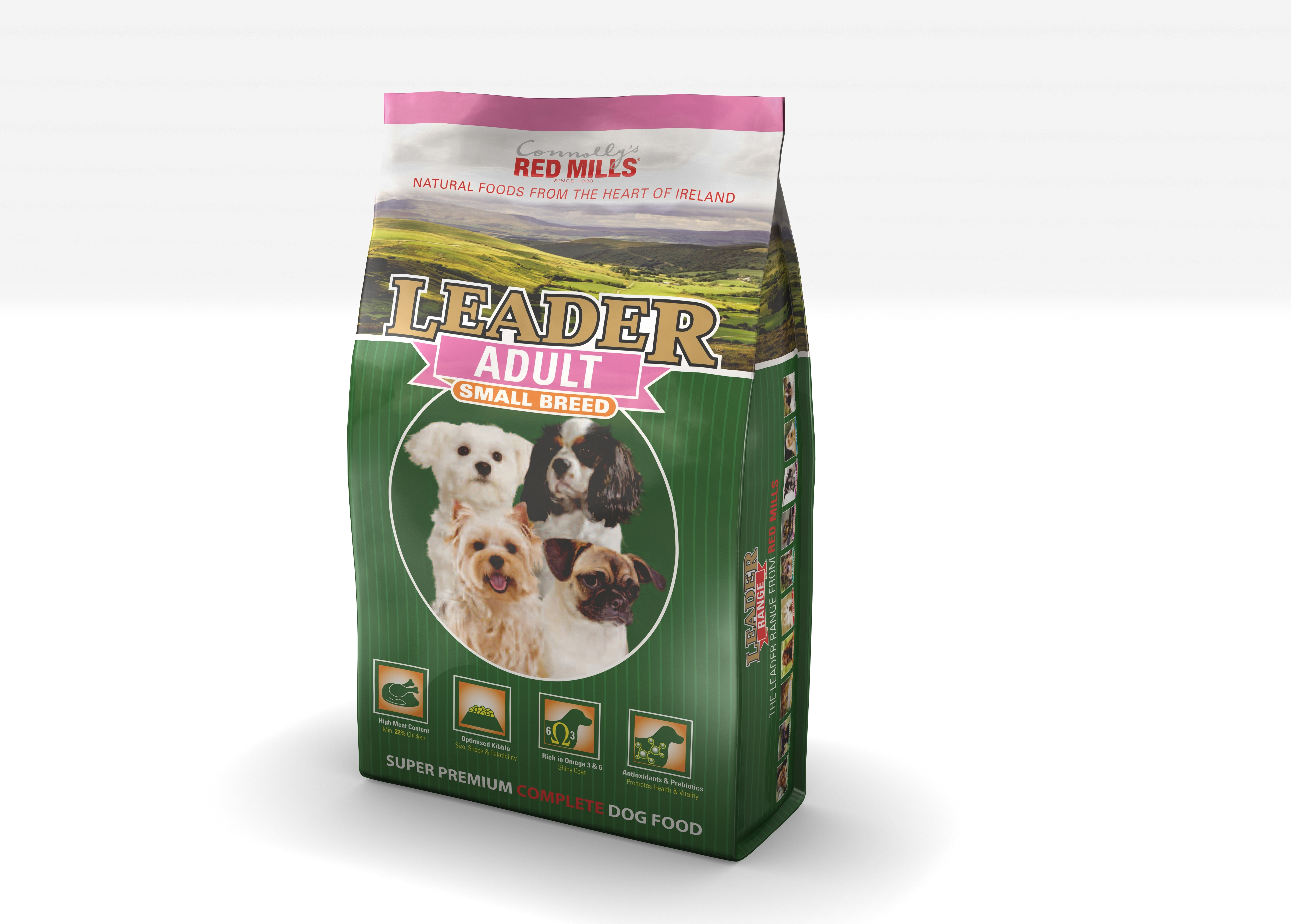 Connolly's Red Mills Leader Adult Small Breed Dog Food