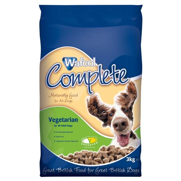 Wafcol Complete Adult Vegetarian Dog Food
