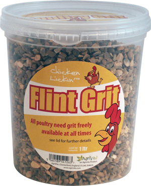 Agrivite Chicken Lickin' Flint Grit