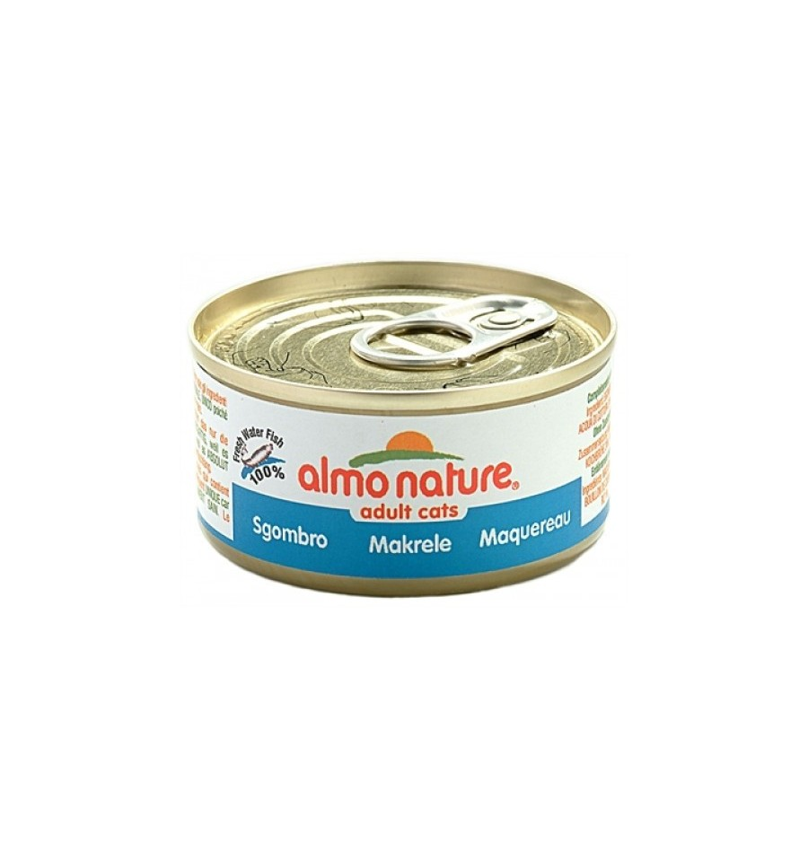 Almo Nature Tradition Classic Adult Fish Cat Food