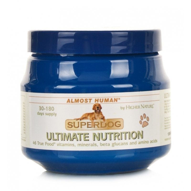 Almost Human SuperDog Ultimate Nutrition