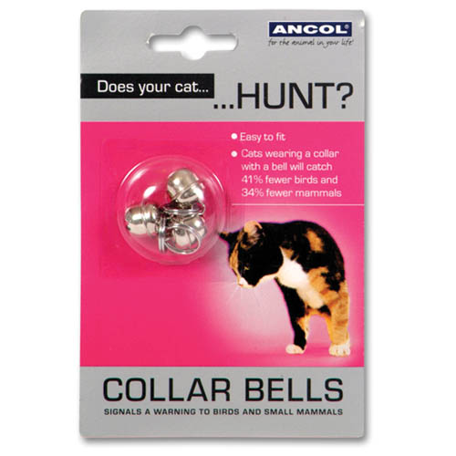 Ancol Cat Collar Bells