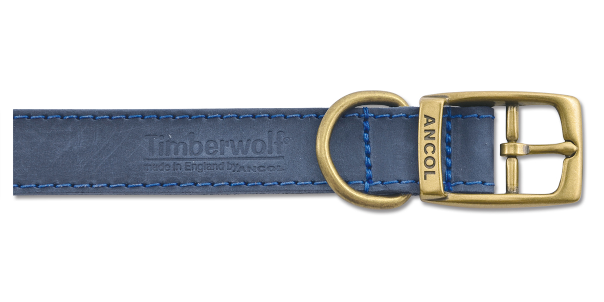 Timberwolf Dog Collars