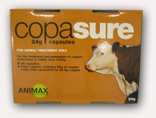 Animax Copasure for Cattle