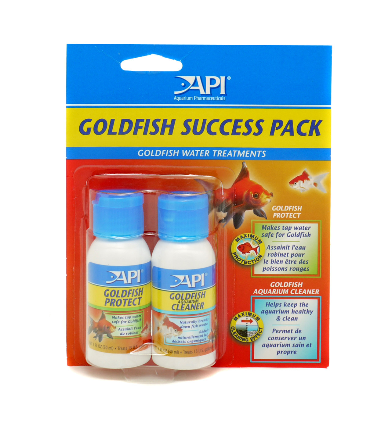 API Goldfish Starter Pack for Aquariums