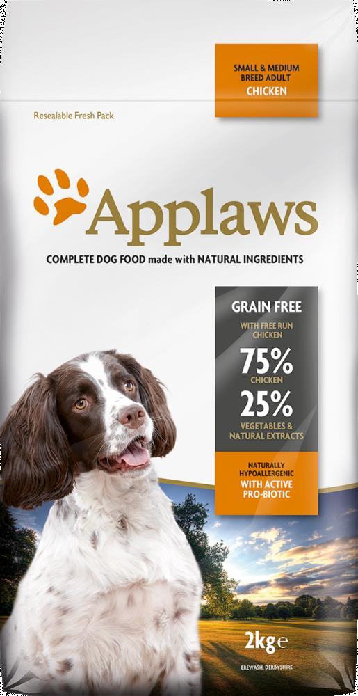 Applaws Adult Small & Medium Breed Dog Food