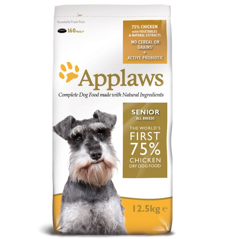 Applaws Senior All Breeds Chicken Dog Food