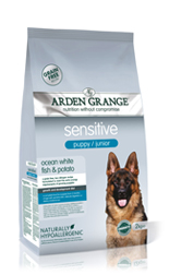 Arden Grange Dog Puppy Sensitive