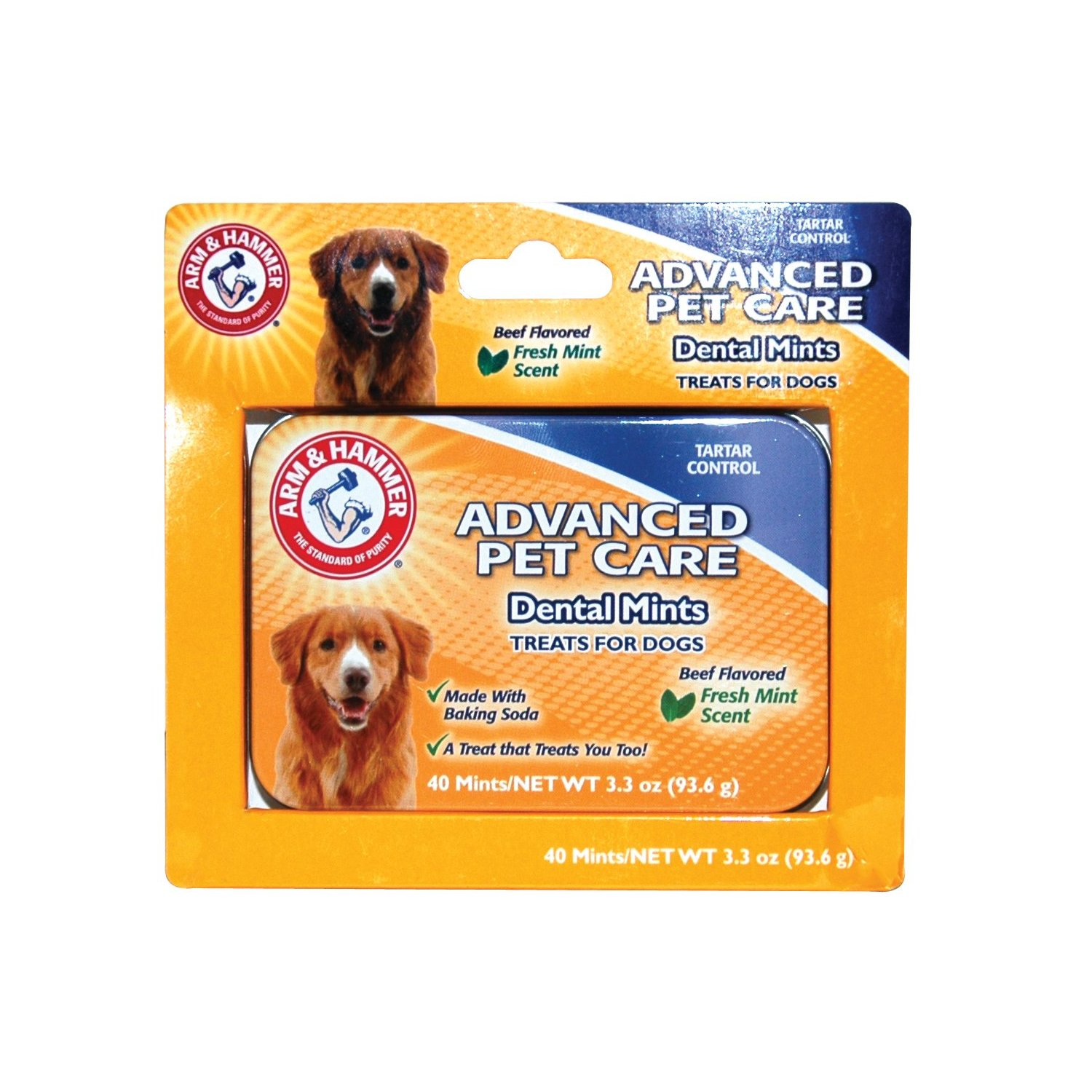 Arm & Hammer Dental Mints for Dogs