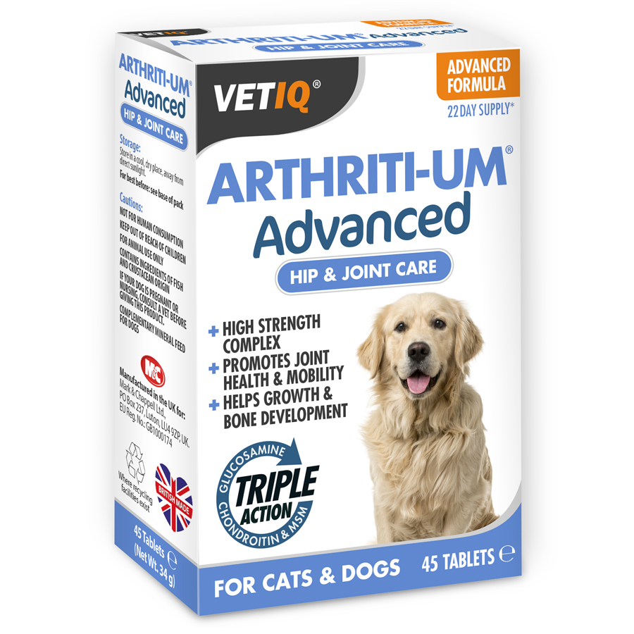 VetIQ Arthriti-Um Advanced for Dogs