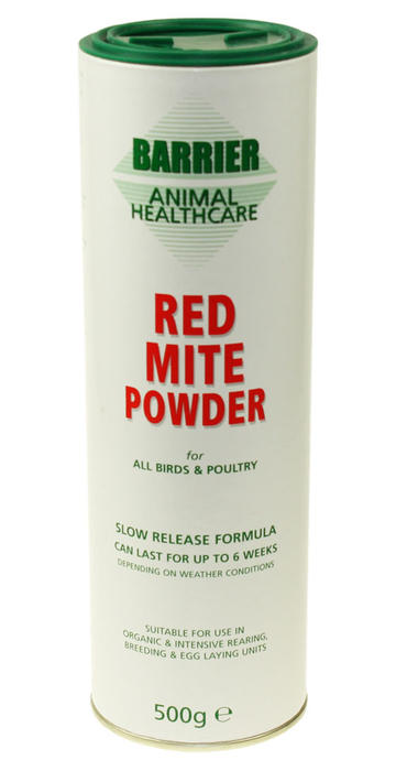 Barrier Red Mite Powder