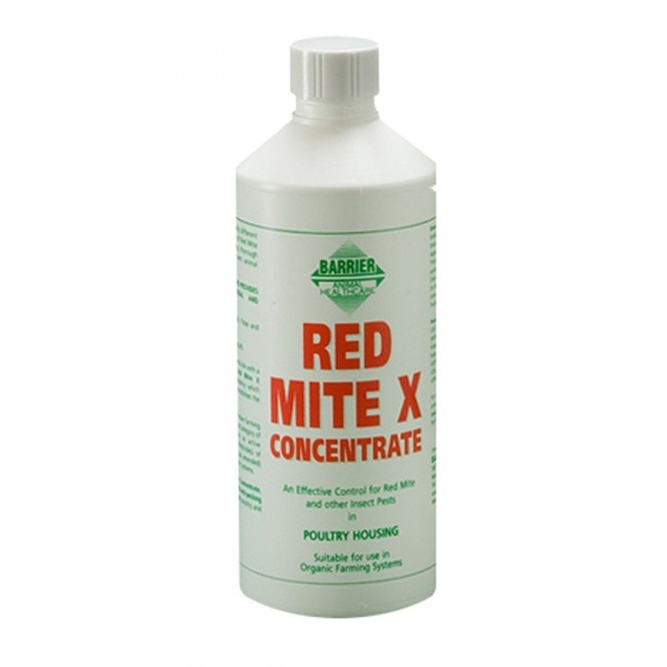 Barrier Red Mite X Concentrate