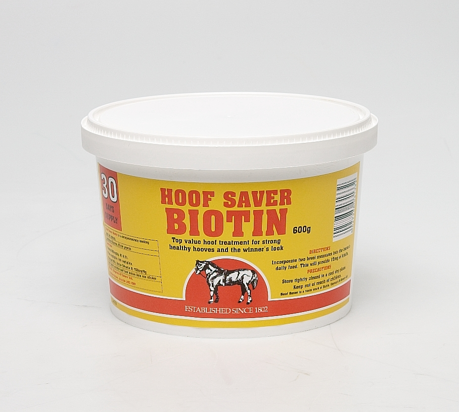 Battles Hoof Saver Biotin for Horses