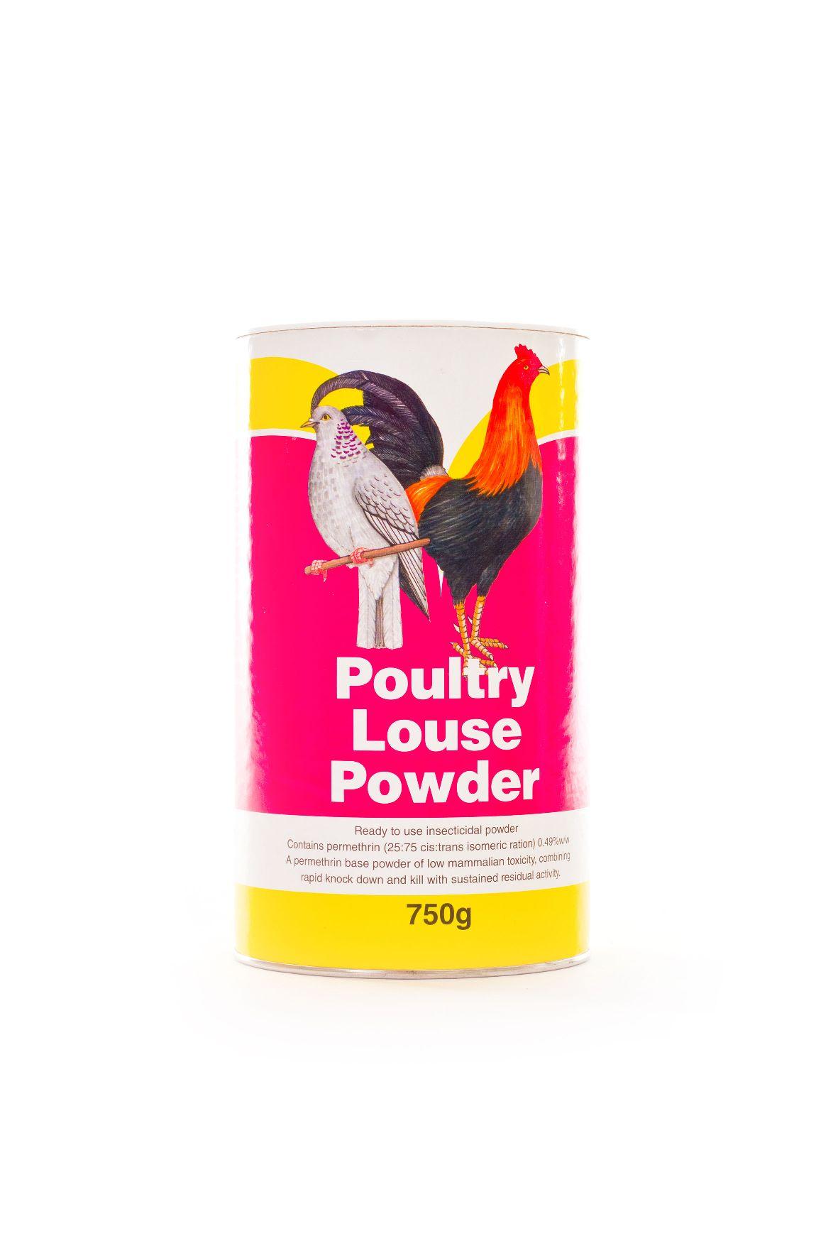 Battles Poultry Louse Powder