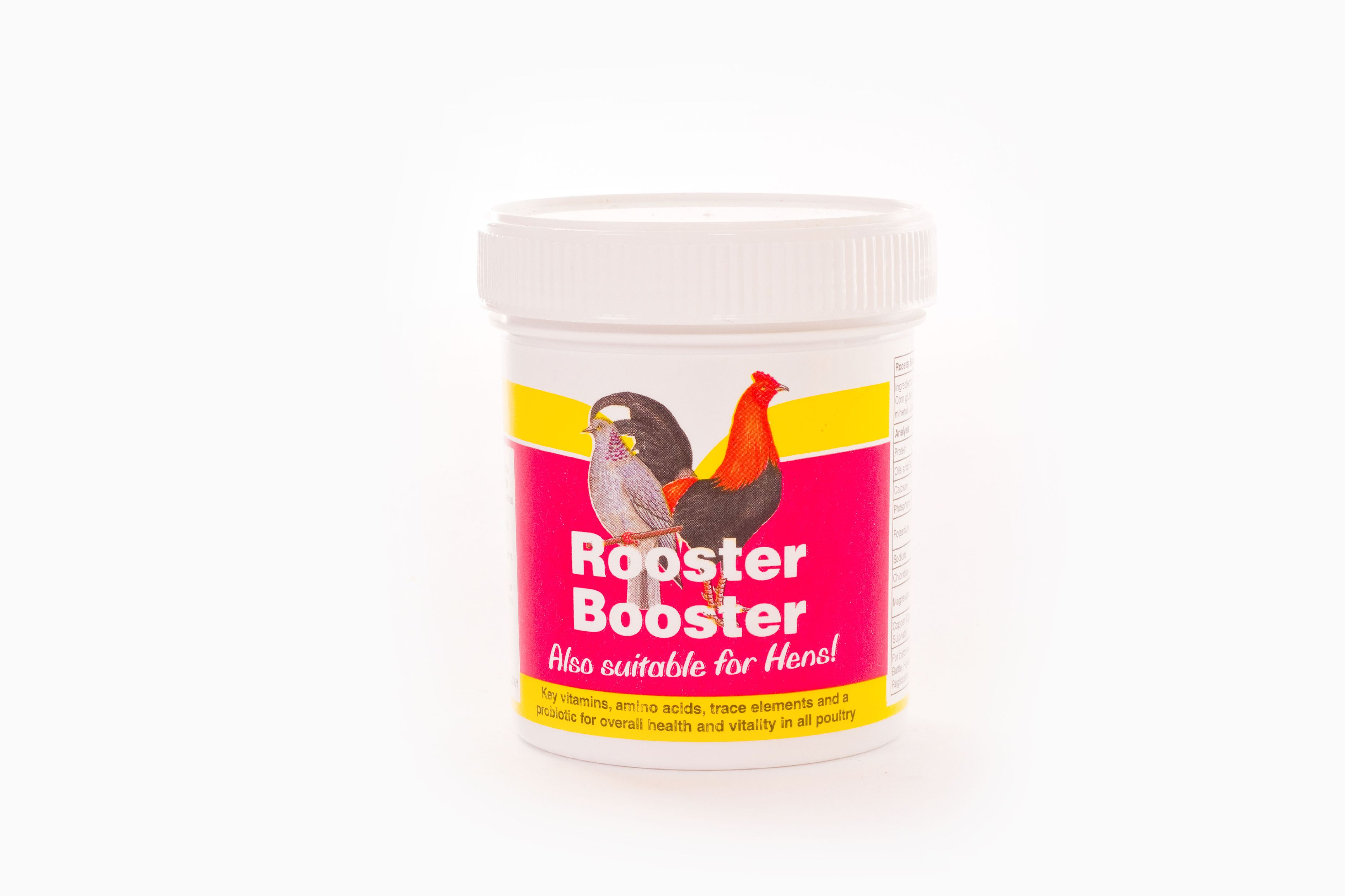 Battles Rooster Booster