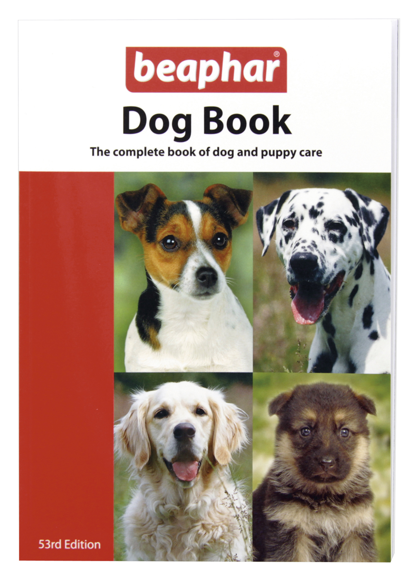 Beaphar Complete Puppy & Dog Care Book