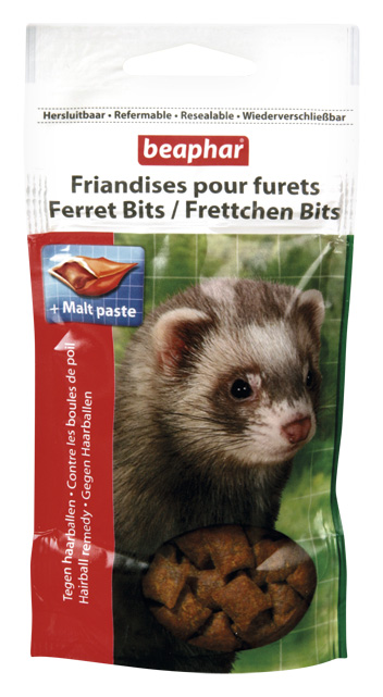 Beaphar Ferret Bits Ferret Treats
