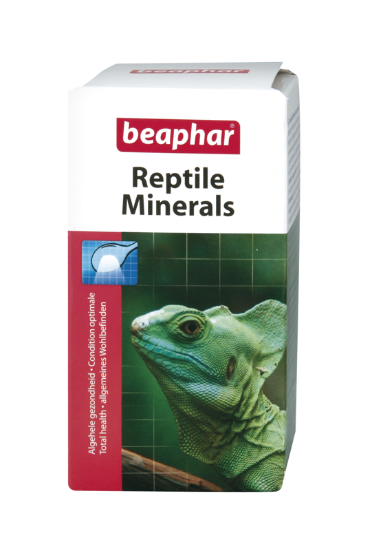 Beaphar Reptile Minerals Food Supplement