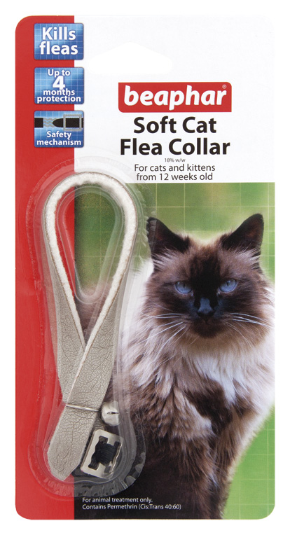 Beaphar Soft Flea Collar for Cats