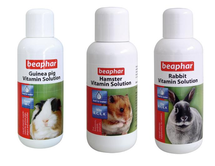 Beaphar Vitamin Solution for Small Animals
