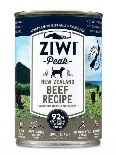 ZiwiPeak Daily Moist Cuisine Beef Dog Food