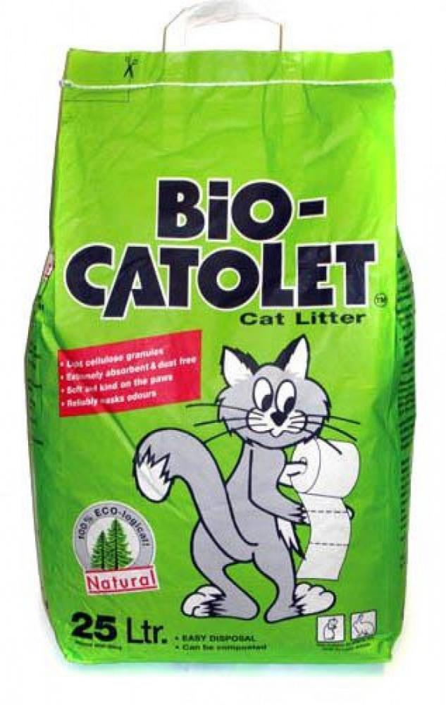 Bio-Catolet Paper Based Cat Litter