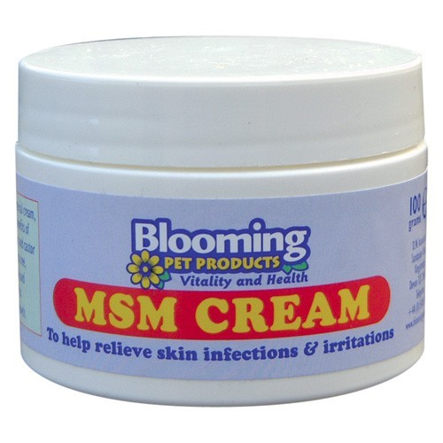 Blooming Pets MSM Cream