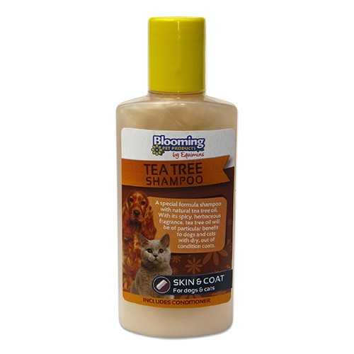 Blooming Pets Tea Tree Shampoo