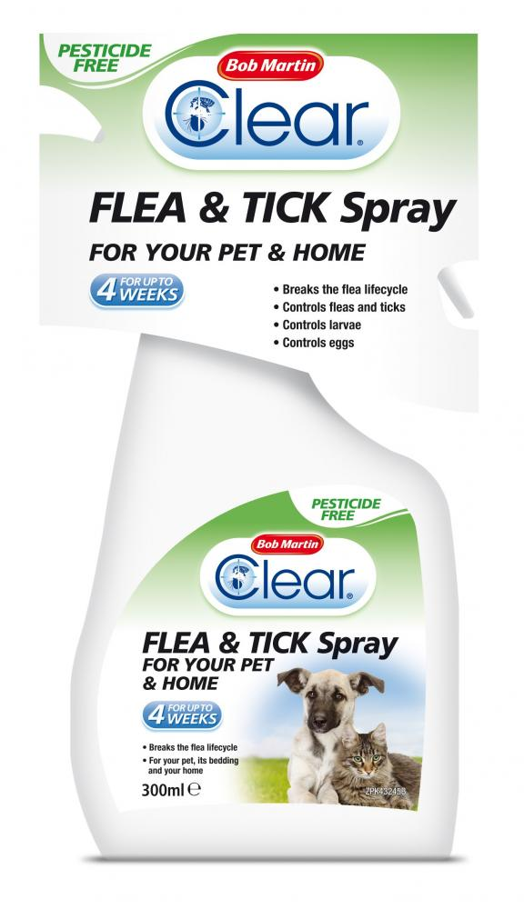 Bob Martin Clear All in One Flea Spray