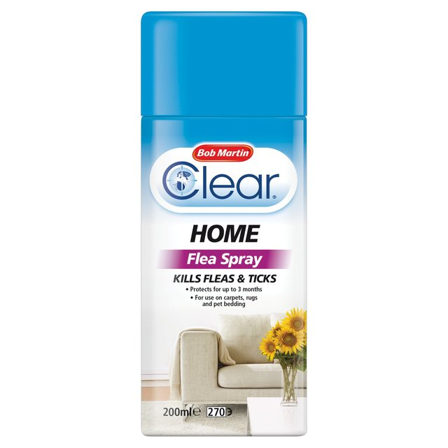 Bob Martin Clear Home Flea Spray