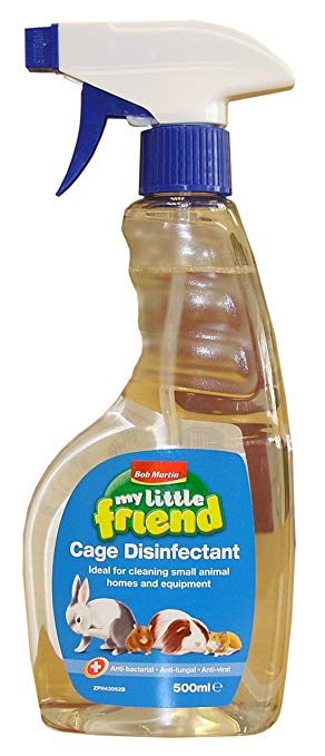 Bob Martin My Little Friend Small Animal Cage Disinfectant