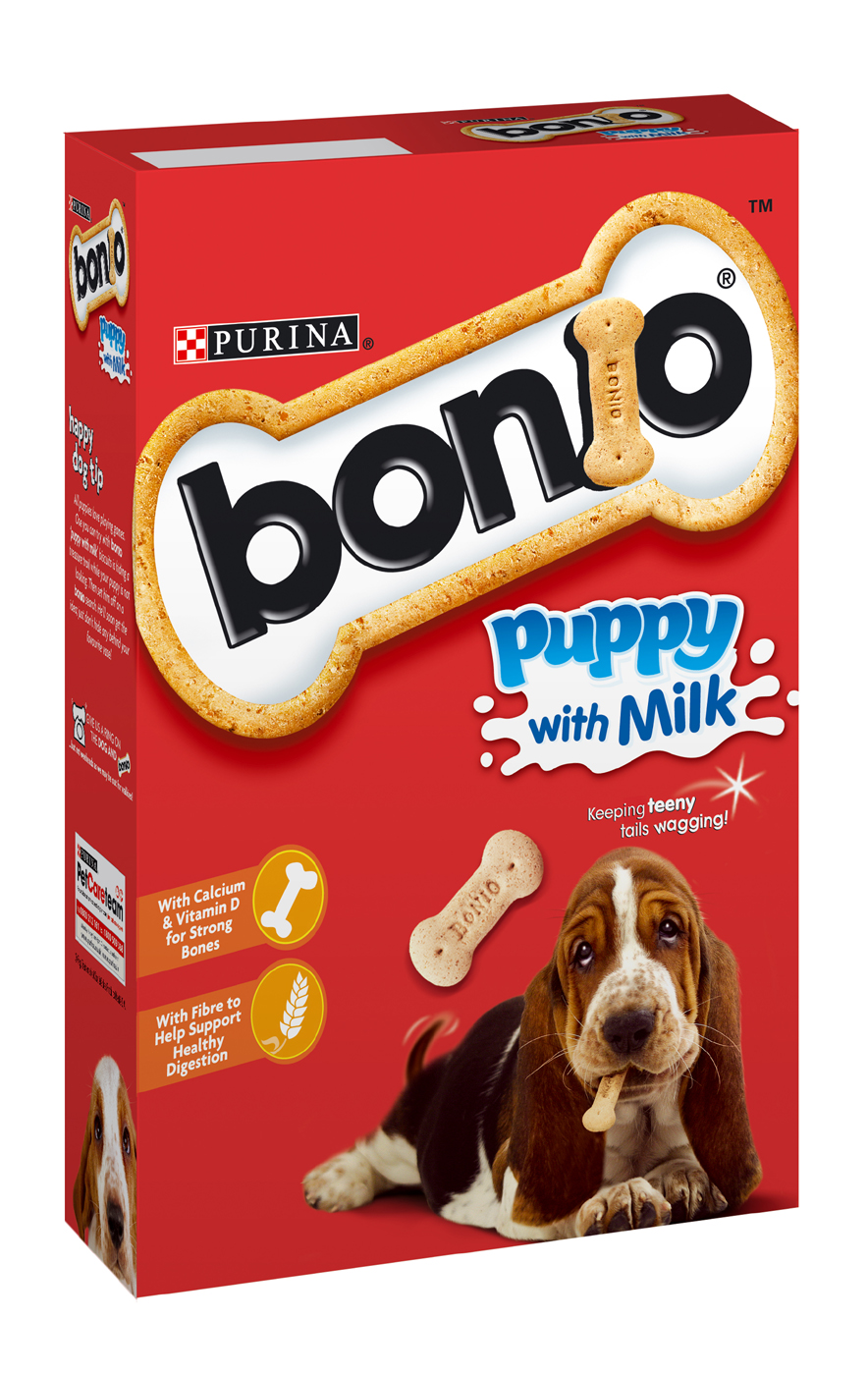 Bonio Puppy Milk Biscuit Treats