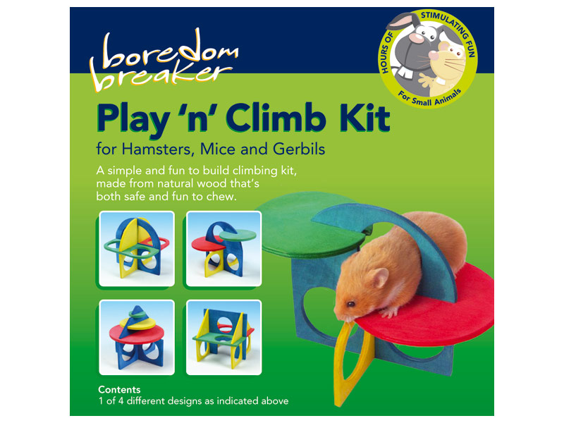 Boredom Breaker Play 'n' Climb Kit
