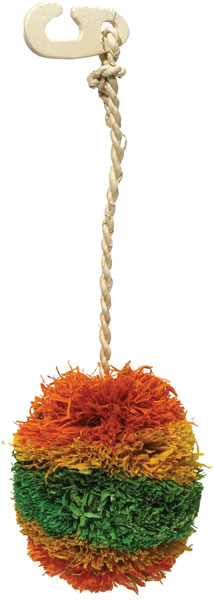 Boredom Breaker Salsa Pom Pom Small Animal Toy